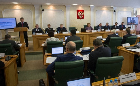 Ivan Savvidi took part in the parliamentary hearing concerning the counteraction of foreign intervention