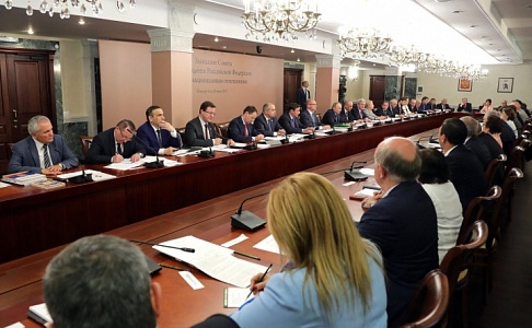 Ivan Savvidi took part in meeting of the Council for Interethnic Relations